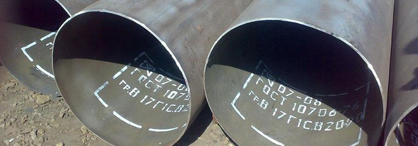 Трубы 09Г2С, 17Г1С