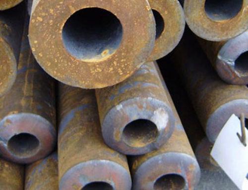 Труба толстостенная для машиностроения и энергетики